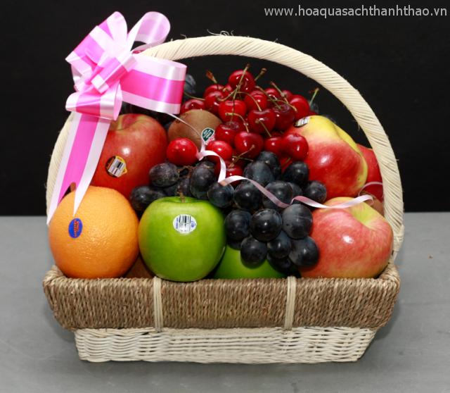 giỏ hoa quả 9
