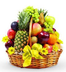 Giỏ hoa quả