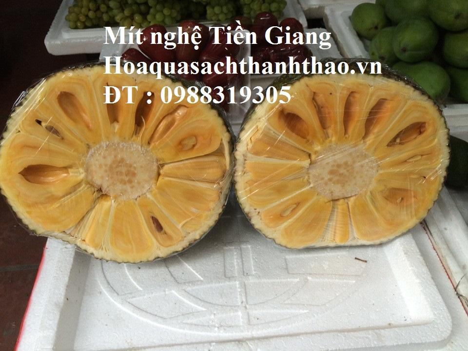 Mít nghệ Tiền Giang